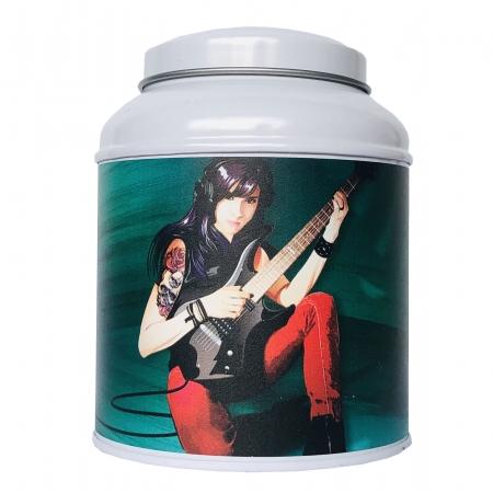 Boite dôme Hard rock tea