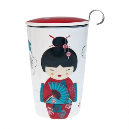 Tisanière little geisha avec filtre